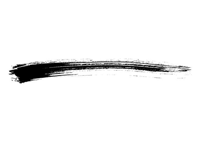 無料筆文字素材:線 No.116のダウンロードページです。フリー筆文字 ...